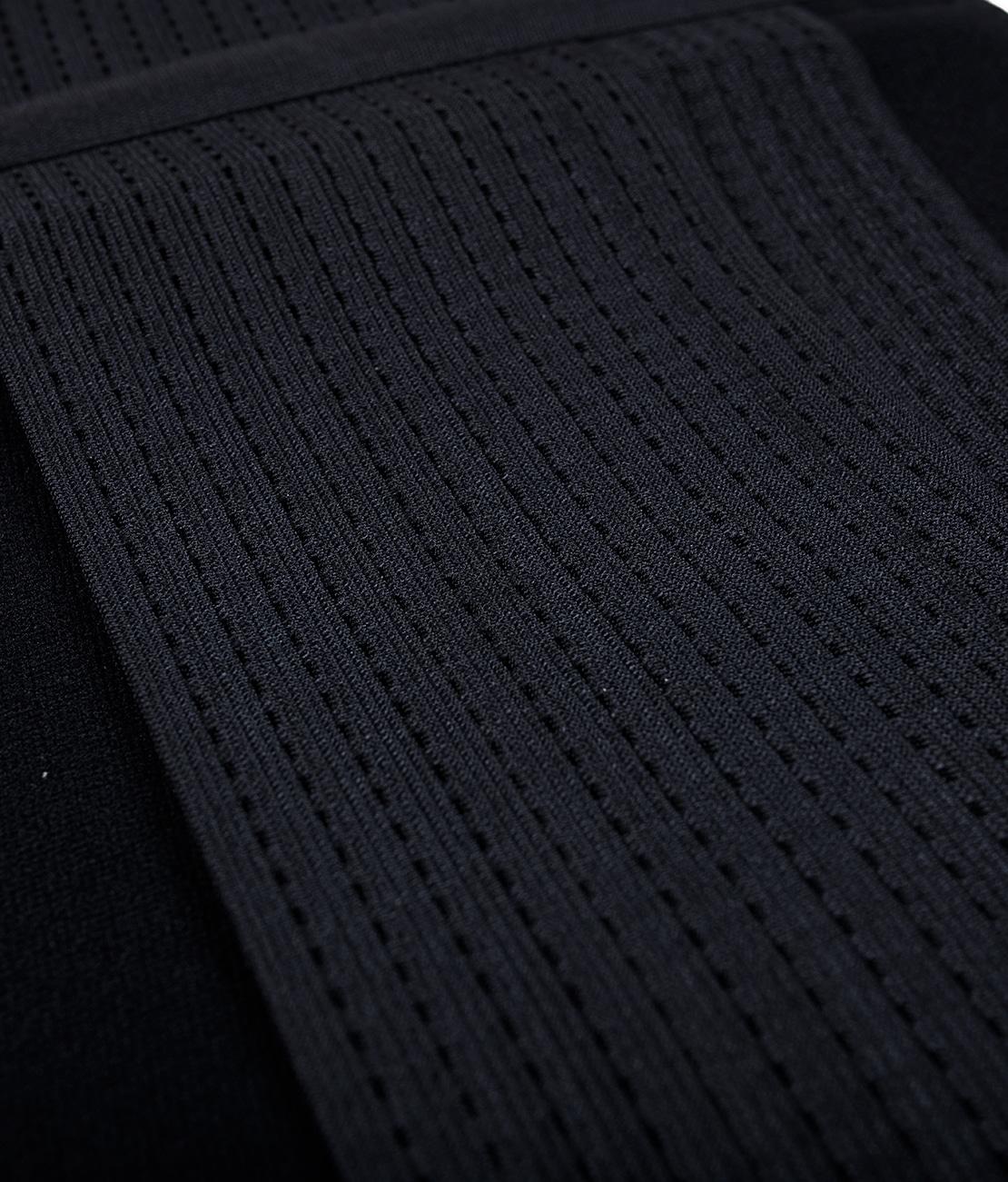 Ceinture de Sudation Noire Packshot Detail 3