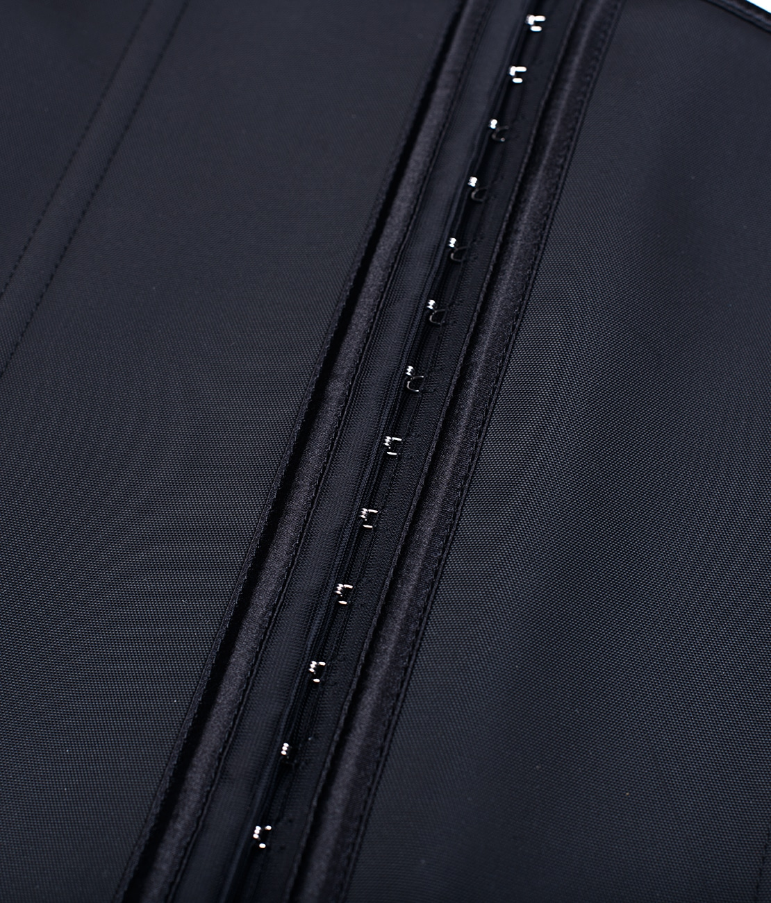 Gaine Amincissante Noire Packshot Detail 1