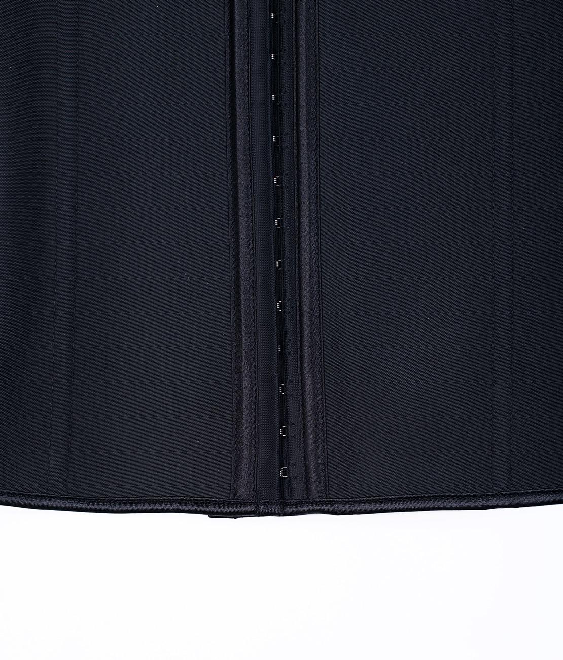 Gaine Amincissante Noire Packshot Detail 2