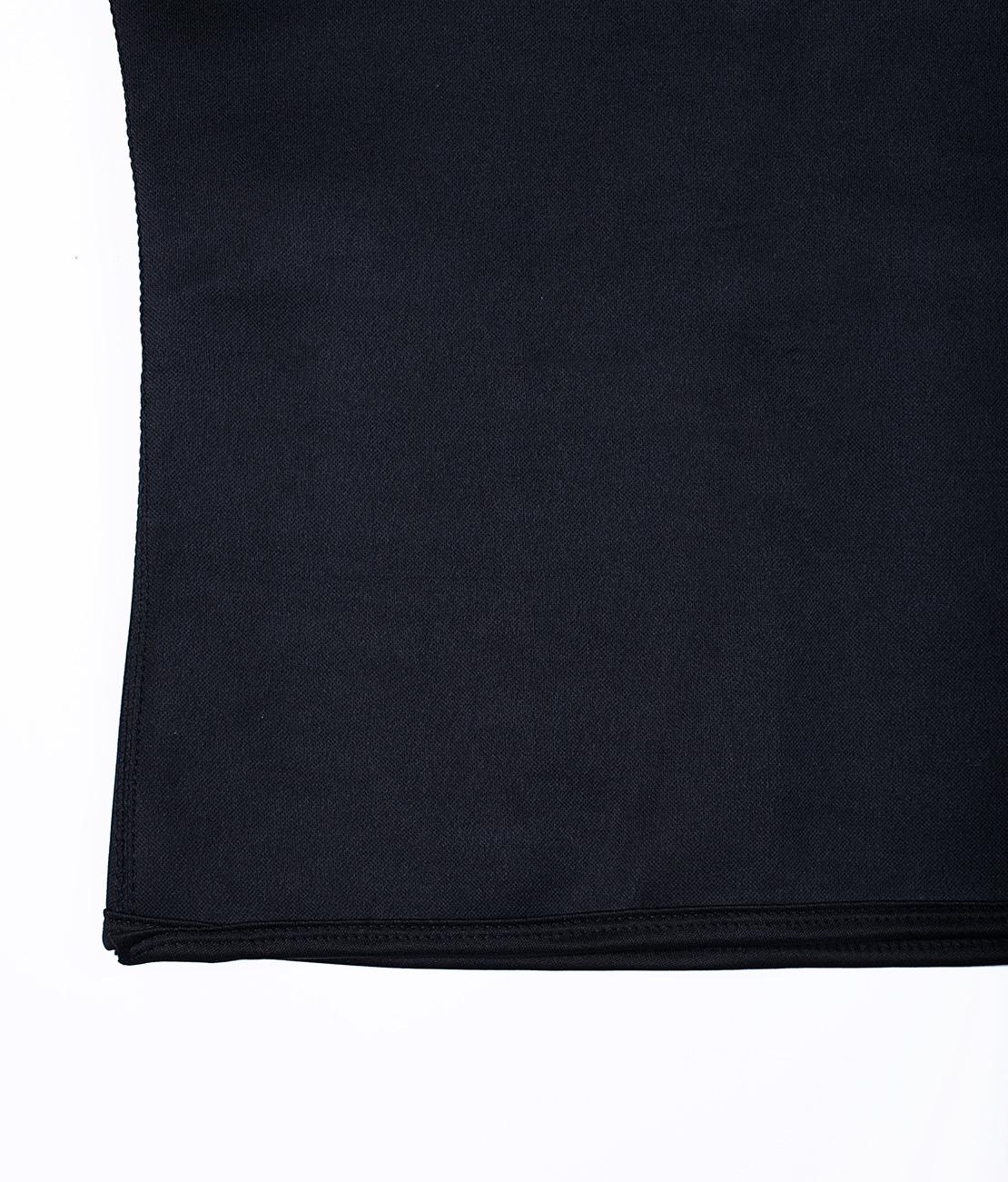 T-Shirt de sudation Noir Packshot Detail 2