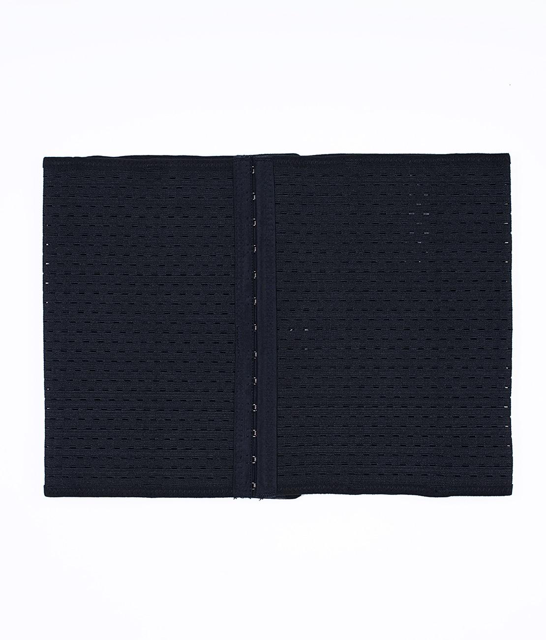 Gaine Taille Fine Noire Packshot Front