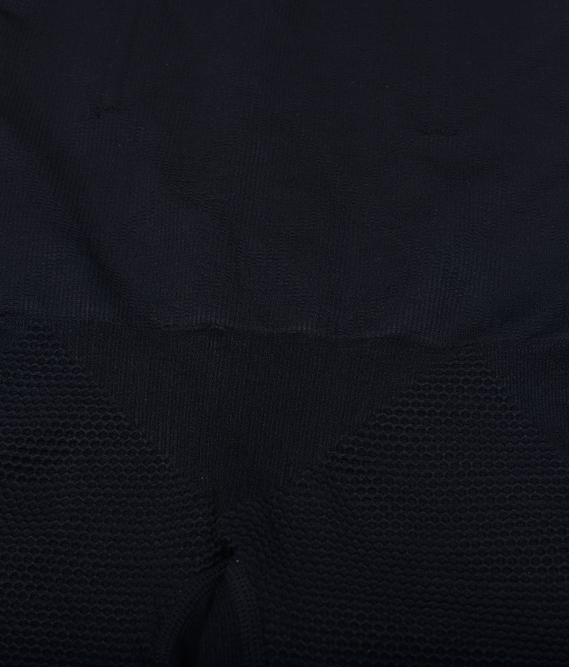 Panty Nid d'abeille Noir Packshot Detail 2