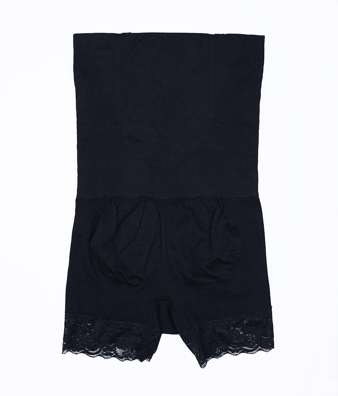 Panty taille haute Noir
