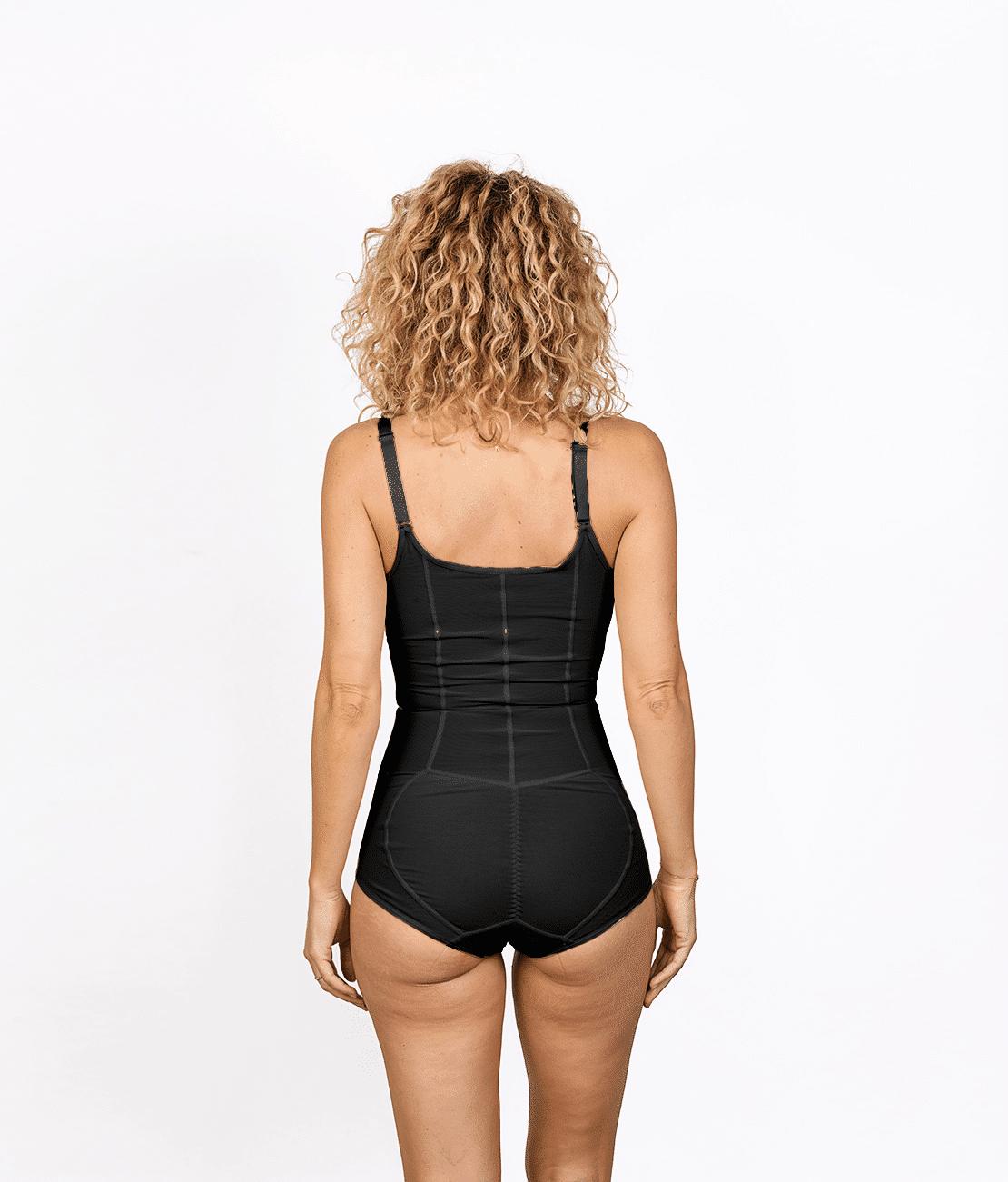 Body Gainant Noir Dos