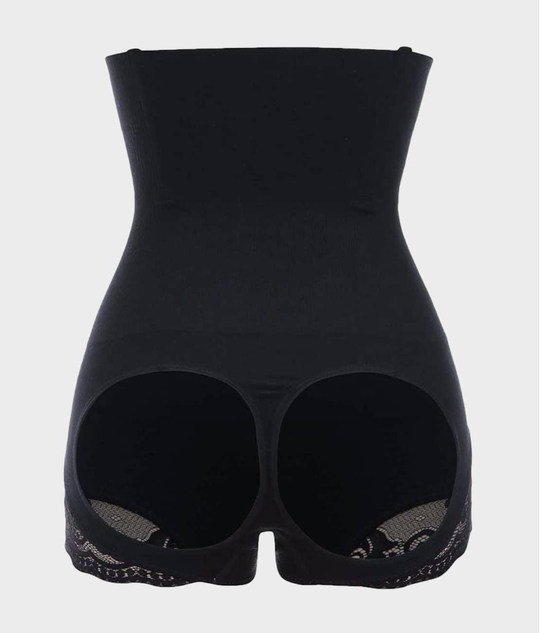 Shorty gainant sexy noir
