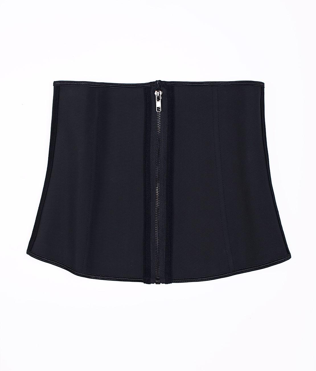 Gaine Femme Noir Packshot Front