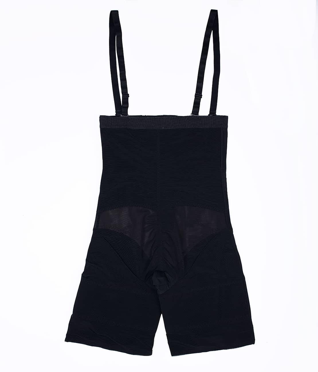 Le Panty Noir Transparent Packshot Back