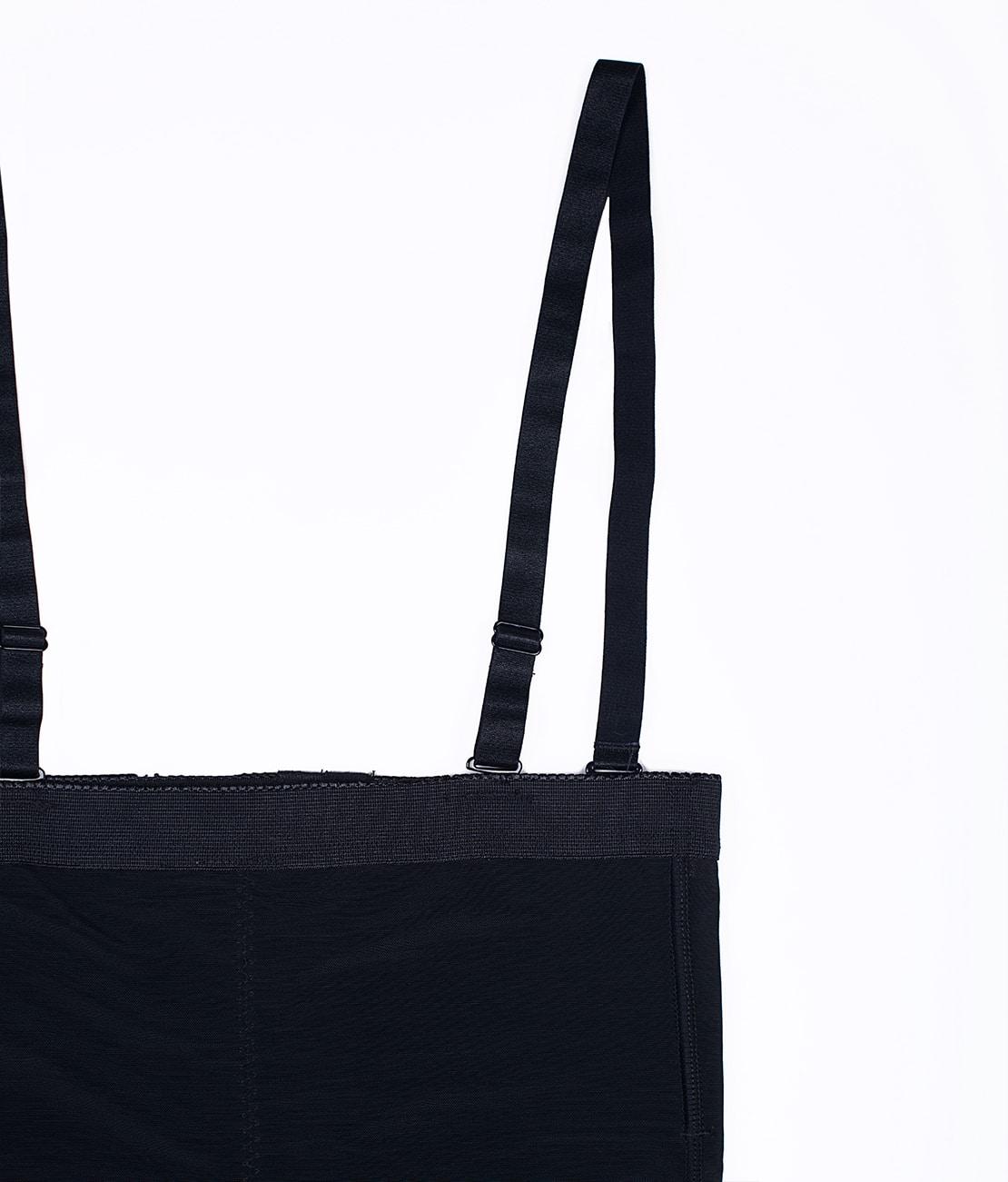 Le Panty Noir Transparent Packshot Detail 1