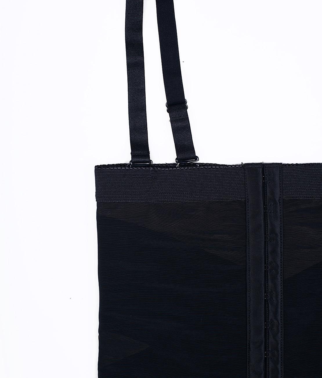 Le Panty Noir Transparent Packshot Detail 4