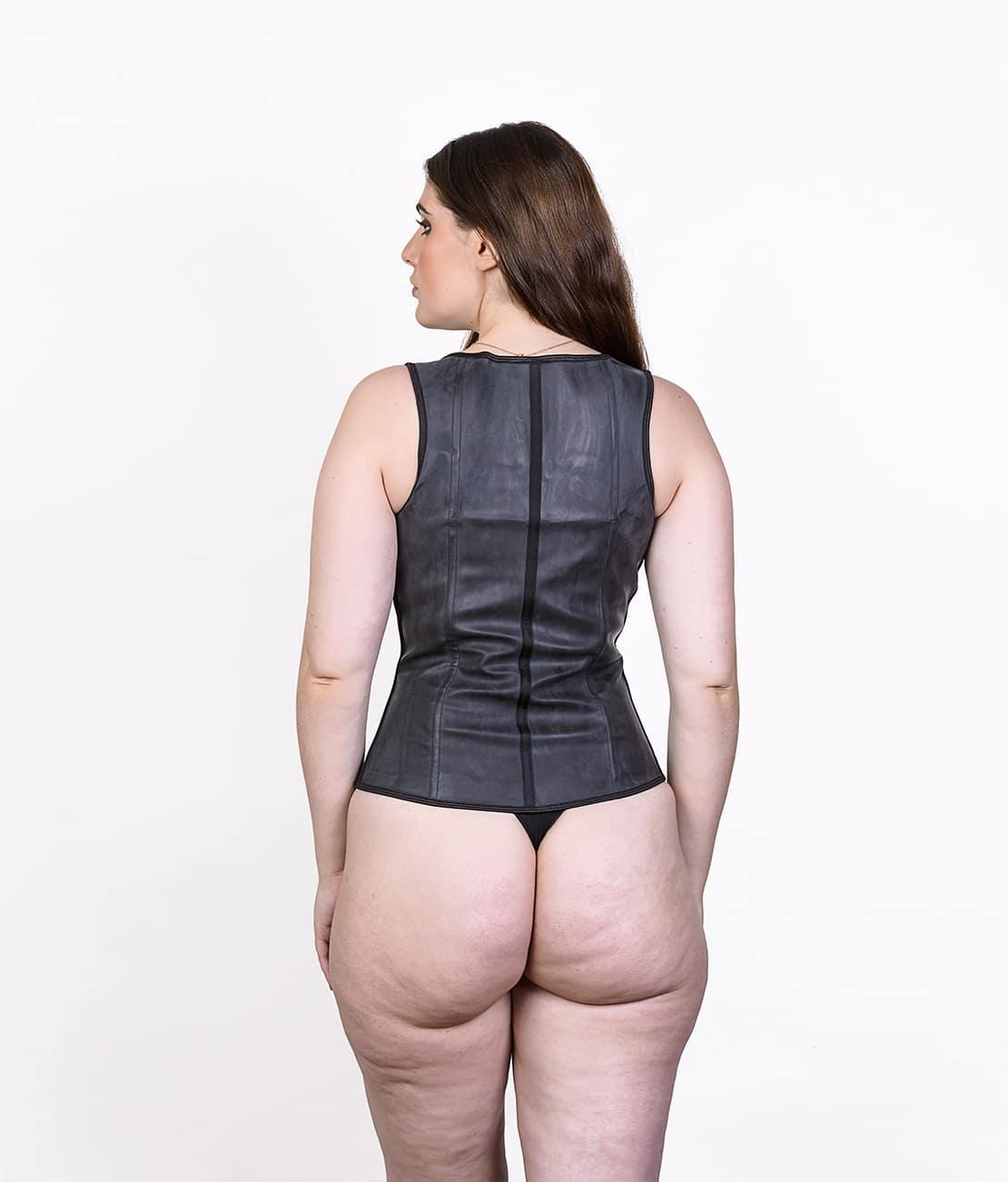 Corset Femme Dos