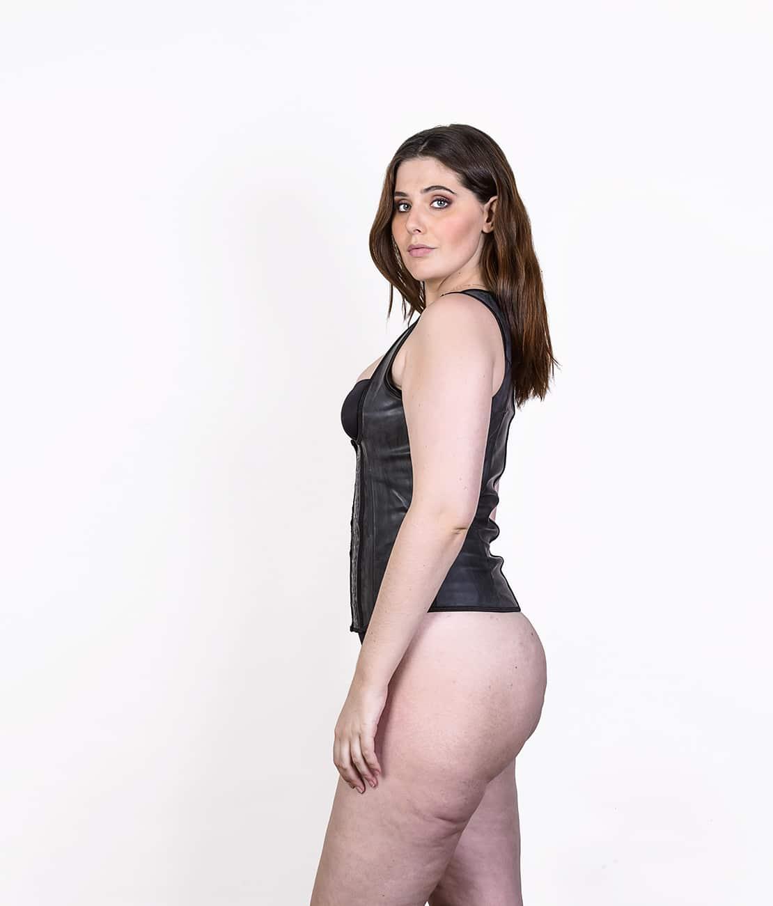 Corset Femme Profil
